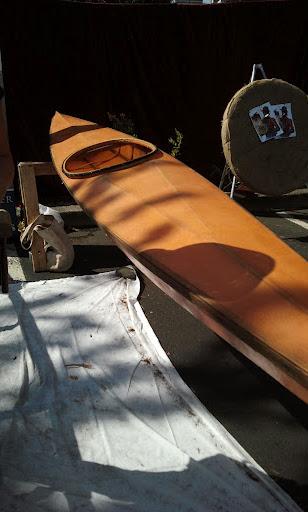 Omsi makers fair kayak
