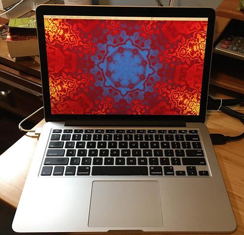 2015 Mac Book Pro 13